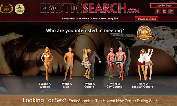 Eroticsearch Review | Try Eroticsearch For Free!
