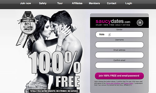 saucydates review